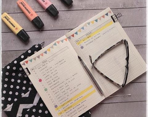 índice bullet journal